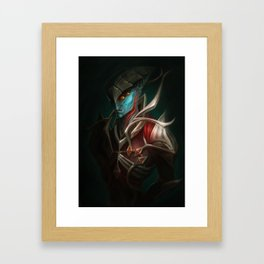 Prothean Framed Art Print