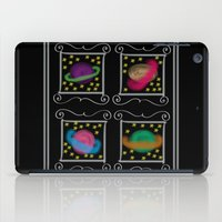 planets iPad Cases featuring Planets by Art Stuff