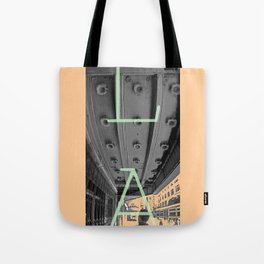 LA THEATRE 2 Tote Bag