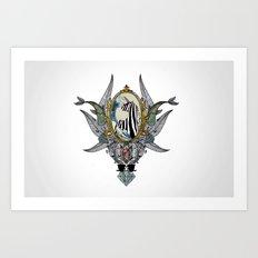 X1 Art Print