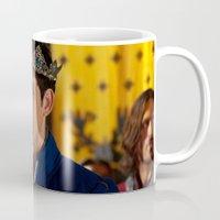 merlin Mugs featuring Prince Merlin by JadedGinger