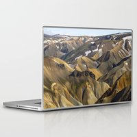 iceland Laptop & iPad Skins featuring ICELAND II by Gerard Puigmal