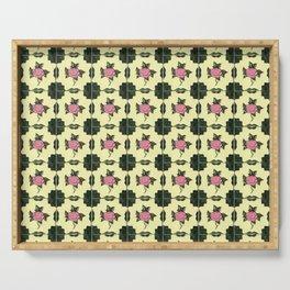 Floor Series: Peranakan Tiles 62 Serving Tray