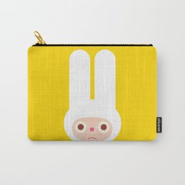 Vacant stare hare Carry-All Pouch