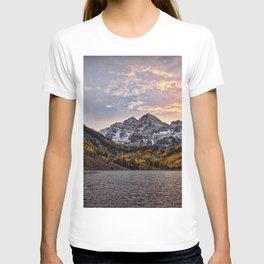 Fall Mountain Sunset T-shirt