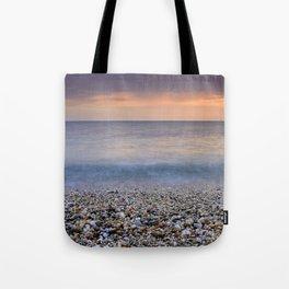 """Serenity sea"". Calm days at the sea Tote Bag"