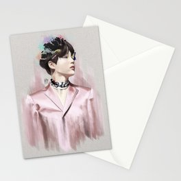 BTS SUGA (Min YoonGi) | First Love [WINGS] Stationery Cards