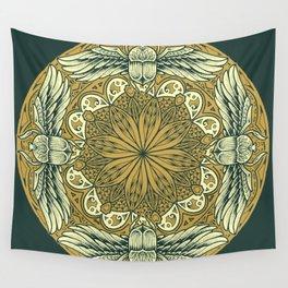 Mandala 9 Wall Tapestry