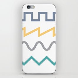 Waveform iPhone Skin