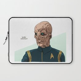 You're Important Laptop Sleeve