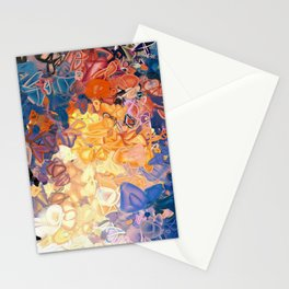 Fire in Atlantis Stationery Cards