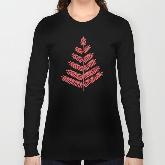Melon Leaflets Long Sleeve T-shirt