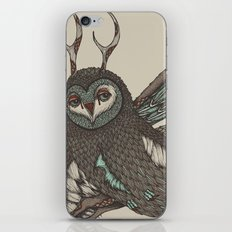 You & I iPhone & iPod Skin