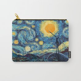 Jack starry nightmare night iPhone 4 5 6 7 8, pillow case, mugs and tshirt Carry-All Pouch