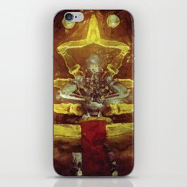 Zenyatta Art Print iPhone Skin