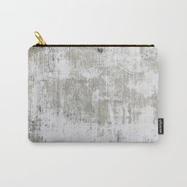 Vintage White Wall Carry-All Pouch