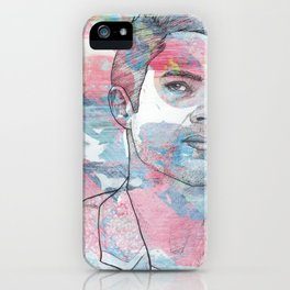 Mr. Brightside iPhone Case