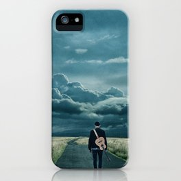 In Search of a Song iPhone Case