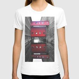 Evolution Of Lowell T-shirt