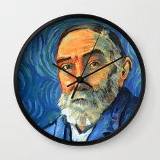 Gottlob Frege Wall Clock
