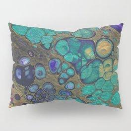 Golden Space Pillow Sham