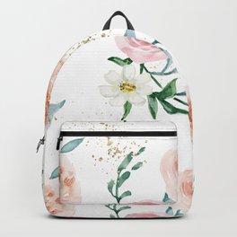 Rose Arrangement No. 1 Pattern Backpack