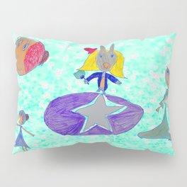 Alice | Up to the light sky Pillow Sham