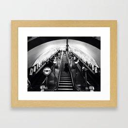 London love #7 Framed Art Print