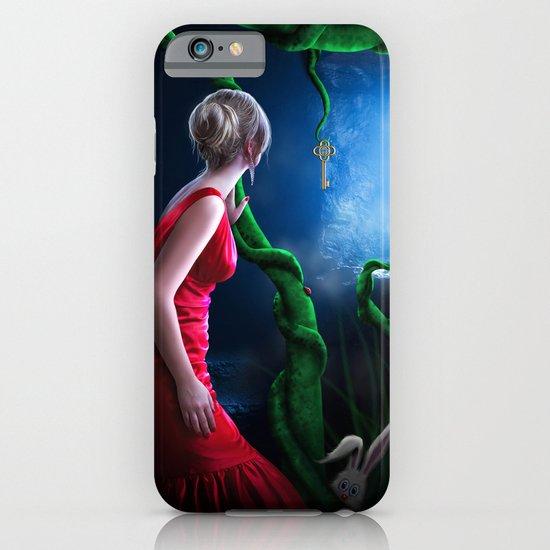 The Key iPhone & iPod Case