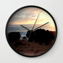 Beginning of a new Day! Wall Clock