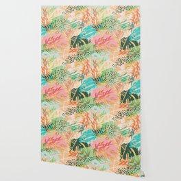 Tropical Mixup Wallpaper