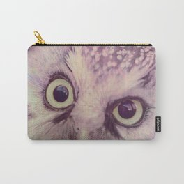 Dirty Look Owl Carry-All Pouch
