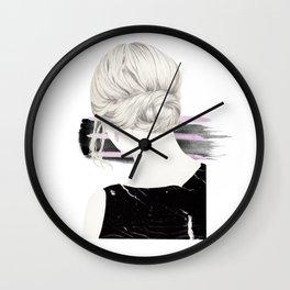 Blondie #2 Wall Clock