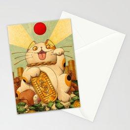 Cash Money Stationery Cards