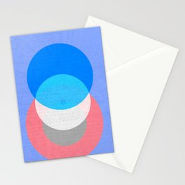 Circle Play Stationery Cards