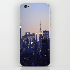 Simply NY, NY iPhone & iPod Skin