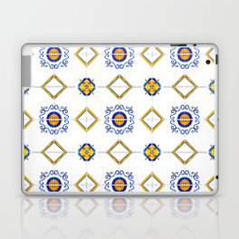 Majolica pattern Laptop & iPad Skin