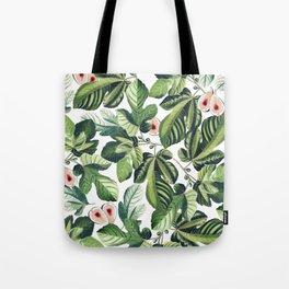 Fig Garden #society6 #decor #buyart Tote Bag