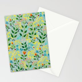 All you need is flowers Stationery Cards