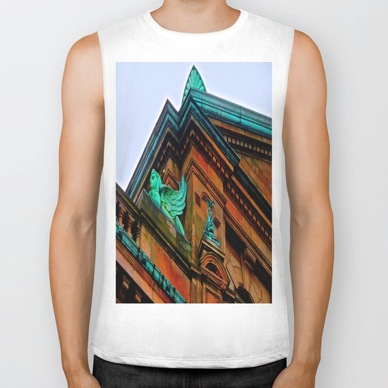 What's Your Angle? Biker Tank