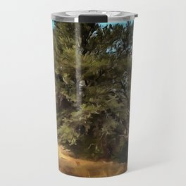 Olive Tree Travel Mug