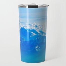 Blue Sky Mountain Travel Mug