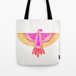Parrot – Melon Ombré Tote Bag