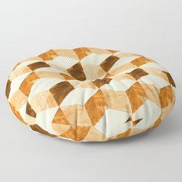 global mod cubic Floor Pillow