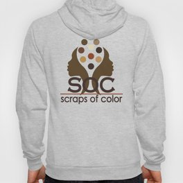 Scraps of Color Limited Edition II T-shirt Hoody