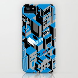 The Suburbs iPhone Case