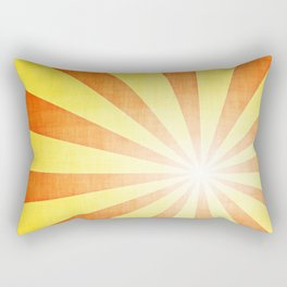 Retro Art Rectangular Pillow