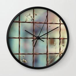 quadrants Wall Clock