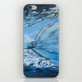 Etna iPhone Skin