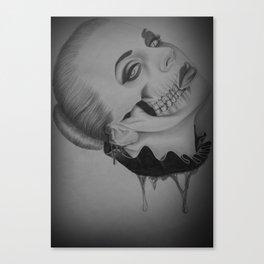 Devines zombies #2 Canvas Print